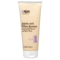 N-Spa Jojoba And White Jasmine Moisturising Shower And Body Wash
