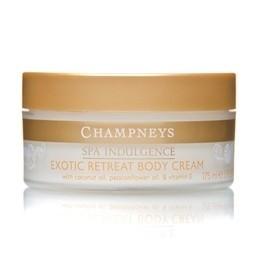 Champneys Exotic Retreat Body Cream