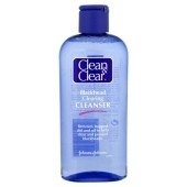 Johnson's Clean & Clear Blackhead Cleanser