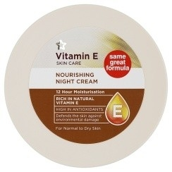 Superdrug Vitamin E Night Cream 100ml