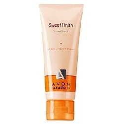 Avon Sweet Finish Sugar Scrub