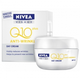 Nivea Visage Anti Wrinkle Q10 Plus Day Cream