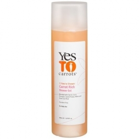 Yes To Carrots Carrot Rich Shower Gel