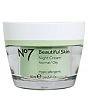 No7 Beautiful Skin Night Cream Normal / Oily