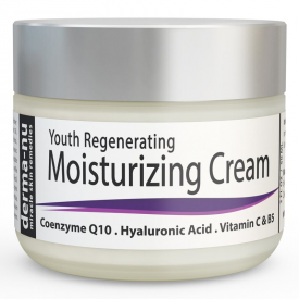 Derma-nu Youth Regenerating Moisturizing Cream