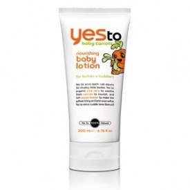 Yes To Baby Carrots Nourishing Body Lotion