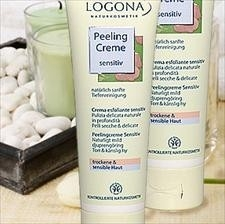 Logona Dry Sensitive Skin Facial Scrub Cream