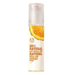 The Body Shop Natural Lip Roll On - Orange
