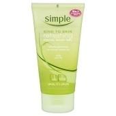 Simple Facial Wash Gel