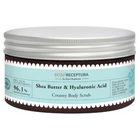 Stara Mydlarnia Shea Butter & Hyaluronic Acid Creamy Body Scrub