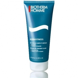 Biotherm Aqua-Fitness Shower Gel For Body And Hair