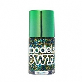 Models own mirror ball topcoat - Dancing queen