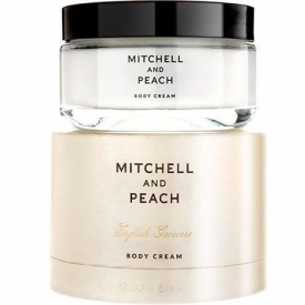 Mitchell and Peach Body Cream