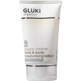 Gluki Organics Organic Mother Hand & Body Moisturising Lotion