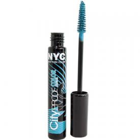 NYC City Proof Mascara Turquoise Paradise
