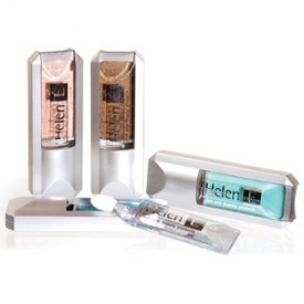 Helen É Cosmetics Intense Eye Shadow with Sponge Applicator