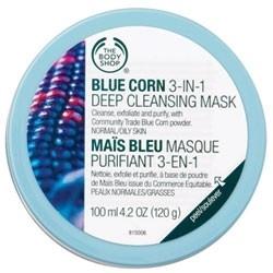 Blue Corn 3in1 Deep Cleansing Scrub Mask
