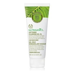 The Body Shop Nutriganics™ Softening Cleansing Gel