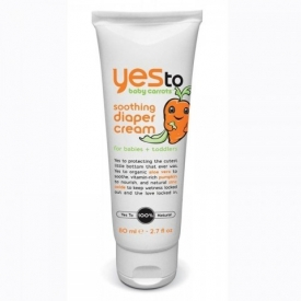 Yes To Baby Carrots Soothing Nappy Cream