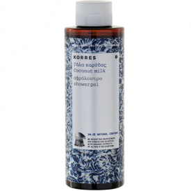 Korres Coconut Milk Shower Gel