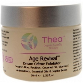 Thea Skincare Age-Revival Anti-Aging Dream Creme Face Exfoliator