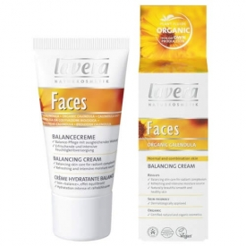 Lavera Organic Calendula Balancing Cream