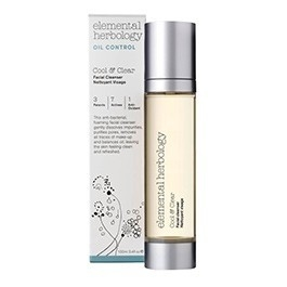 Elemental Herbology Cool and Clear Facial Cleanser