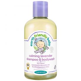 Earth Friendly Baby Organic Lavender Shampoo & Body Wash