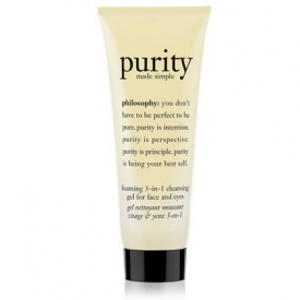 Philosophy Made Simple Purity 3-in-1 Cleansing Gel