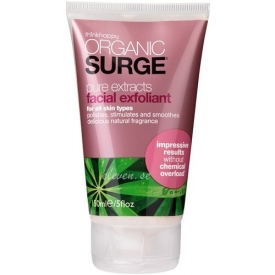 Organic Surge Pure Extracts Facial Exfoliant