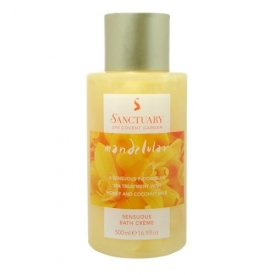 Sanctuary Spa Mande Lular Sensuous Bath Crème