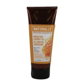Naturally Warm Honey Necar Hydrating Shower Gel