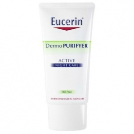 Eucerin Dermo Purifyer Night Care