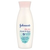 Johnson's Shower & Shave Cream Nourishing