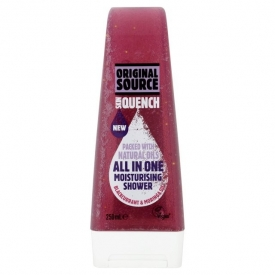 Original Source Skin Quench Blackcurrant and Moringa Oil Shower Gel