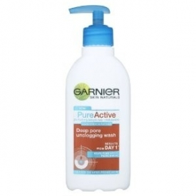 Garnier Skin Naturals Pure Active Wash