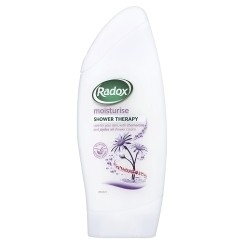 Radox Moisture Shower Therapy with Jojoba Oil & Chamomile