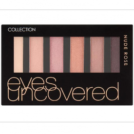 Collection Eyes Uncovered Nude Palette