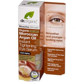 Dr Organic Moroccan Argan Oil Instant Tightening Eye Serum