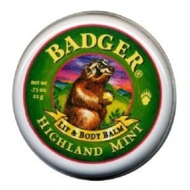 Badger Balm Highland Mint Lip & Body Balm