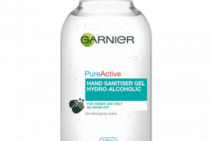 Garnier Pure Active Purifying Hand Sanitiser Gel Hydro Alcoholic