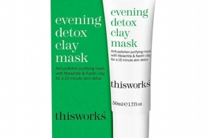 This works Detox clay mask
