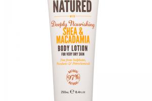 Kind Natured Deeply Nourishing Shea & Macadamia Body Lotion