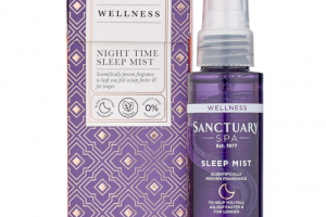 Sanctuary Spa Night Time Pillow Spray