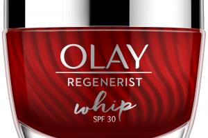 Olay Regenerist Whip Light Moisturiser With SPF 30