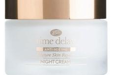 Boots Time Delay Anti-ageing Mature Skin Repair Night Cream