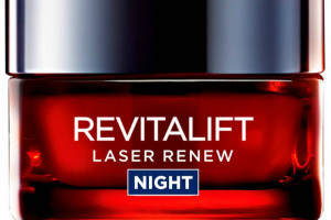 L'Oréal Paris Revitalift Laser Renew Anti-Aging Cream-Mask Recovery Treatment Night