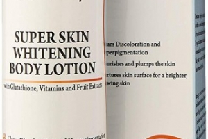 Be Shiny Super Skin Whitening Body Lotion