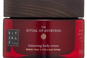 Rituals The Ritual of Ayurveda Body Cream Indian Rose & Himalayan Honey