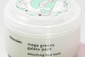 Glossier Mega Greens Galaxy Pack Detoxifying Face Mask